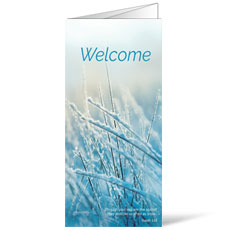 Welcome Season Winter Bulletin
