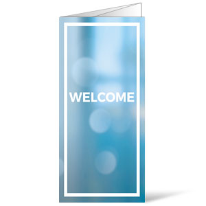 Shimmer Welcome Bulletins