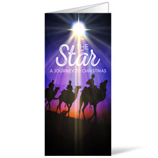 The Star A Journey to Christmas Bulletin