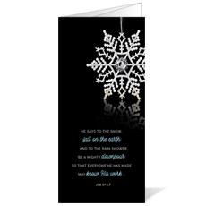 Illuminated Winter Bulletin