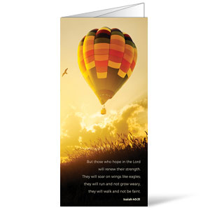 Hot Air Balloon Bulletins