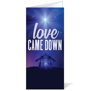 Aurora Lights Christmas Bulletins