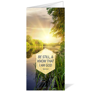 Still Waters Summer Bulletins