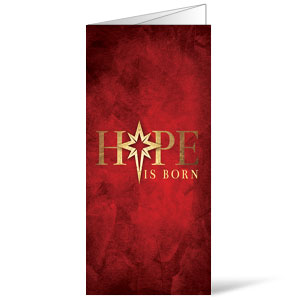 Hope Is Born Star Bulletins