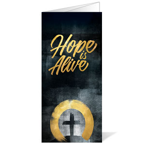 Hope Is Alive Gold Bulletins