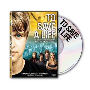 To Save A Life DVD Single