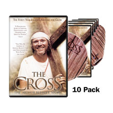 The Cross: The Arthur Blessitt Story DVD Pack