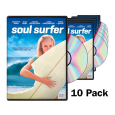 Soul Surfer - DVD 10 pack