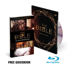 The Bible Miniseries Home Videos DVD - CD