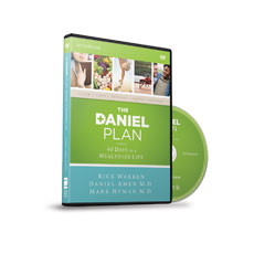 Daniel Plan DVD - CD