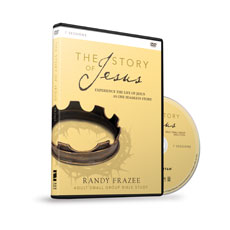 The Story of Jesus DVD - CD