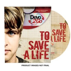 To Save a Life Devo2Go - single