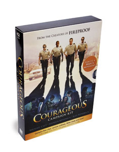 Courageous Campaign Kit