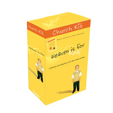 Heaven is for Real Campaign Kit
