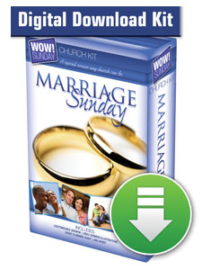 Wow! Sunday Marriage Sunday Campaign Kits