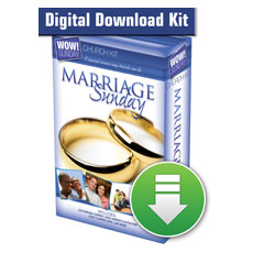 Wow! Sunday Marriage Sunday Campaign Kit