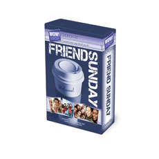 Wow! Sunday Friend Sunday Campaign Kit