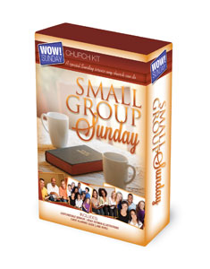 Wow! Small Group Sunday