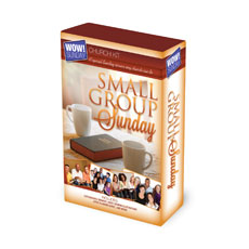 Wow! Sunday Small Group Sunday Campaign Kit