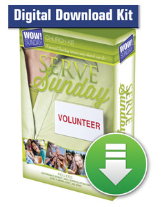 Wow! Sunday Serve Sunday Campaign Kits