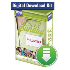 Wow! Sunday Serve Sunday Campaign Kit