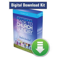 Back To Church Sunday 2013 Campaign Kit