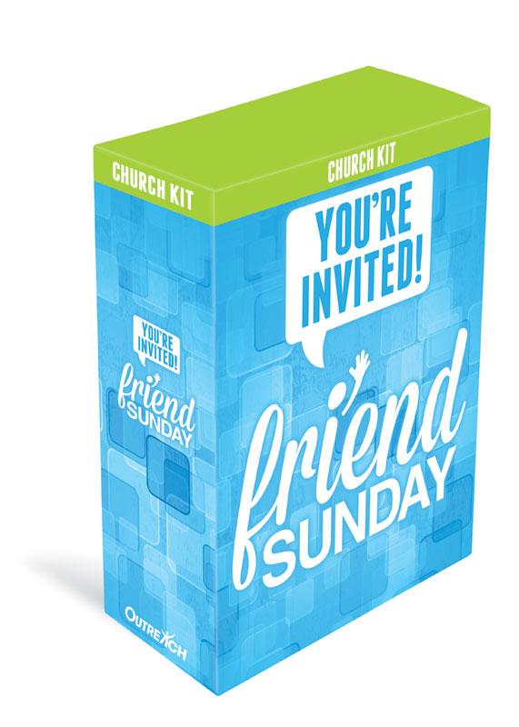 2015 Friend Sunday Church Kit