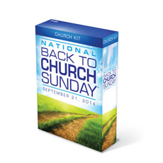 Back to Church Sunday 2014 Campaign Kit