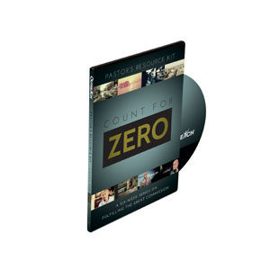 Count for Zero Pastors Church Kit Campaign Kits