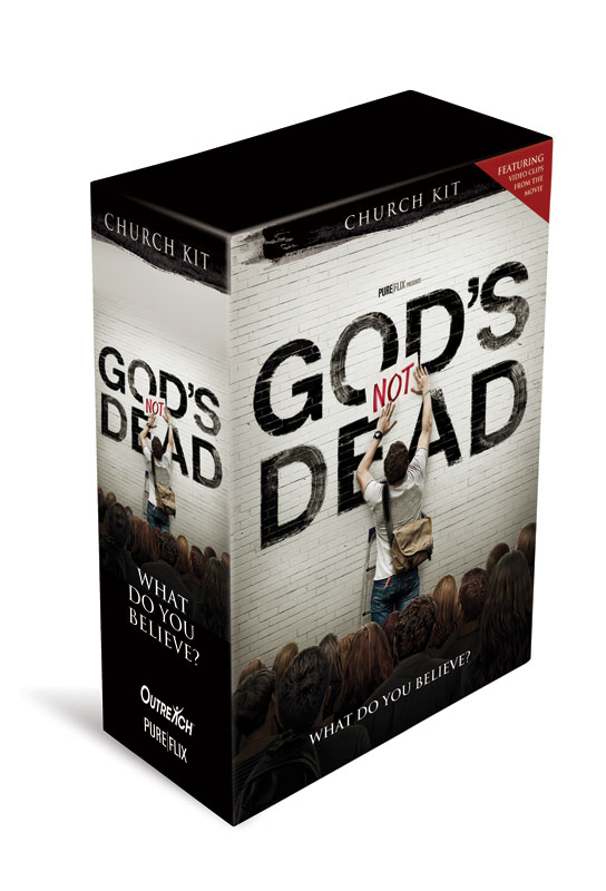 God's Not Dead Church Kit