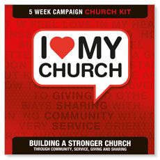 I Love My Church Campaign Kit