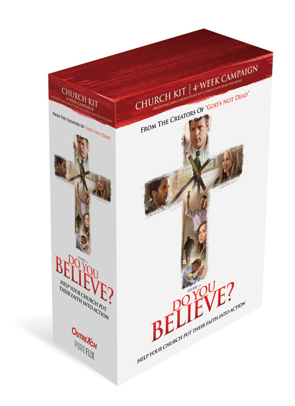 Do You Believe Church Kit