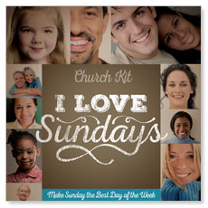 I Love Sundays Campaign Kit