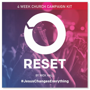 Reset Church Kit Digital Download Campaign Kits