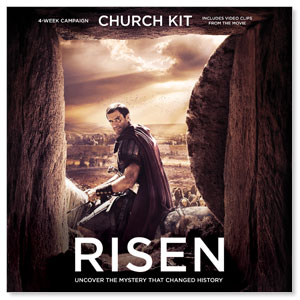 Risen Digital Church Kit Campaign Kits