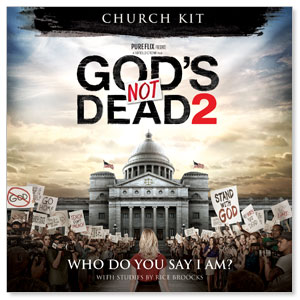 Gods Not Dead 2 Digital Sermon Package Campaign Kits