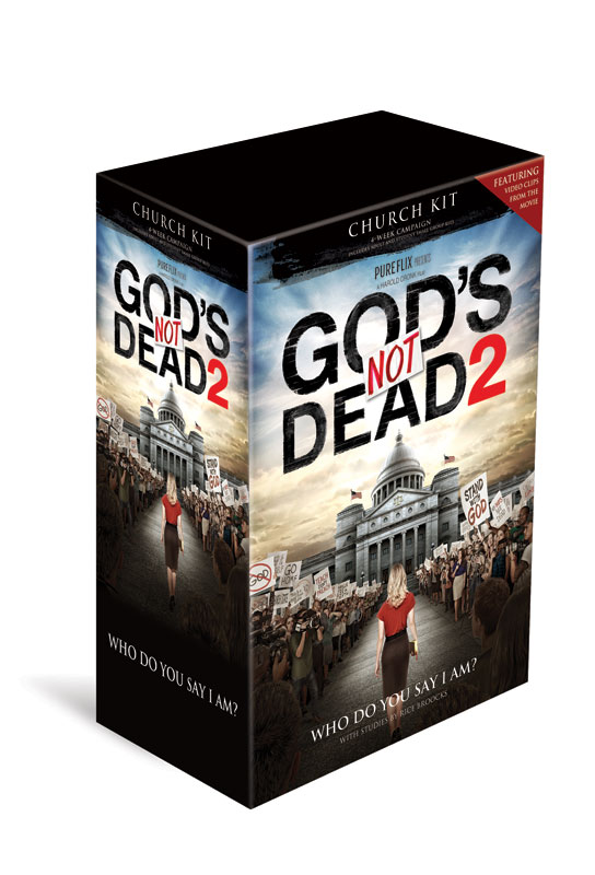 God's Not Dead 2 Church Kit