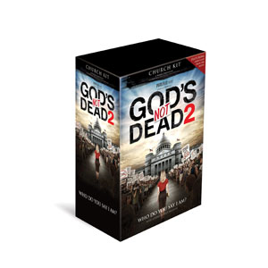 Gods Not Dead 2 Church Kit Campaign Kits