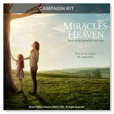 Miracles from Heaven Campaign Kit
