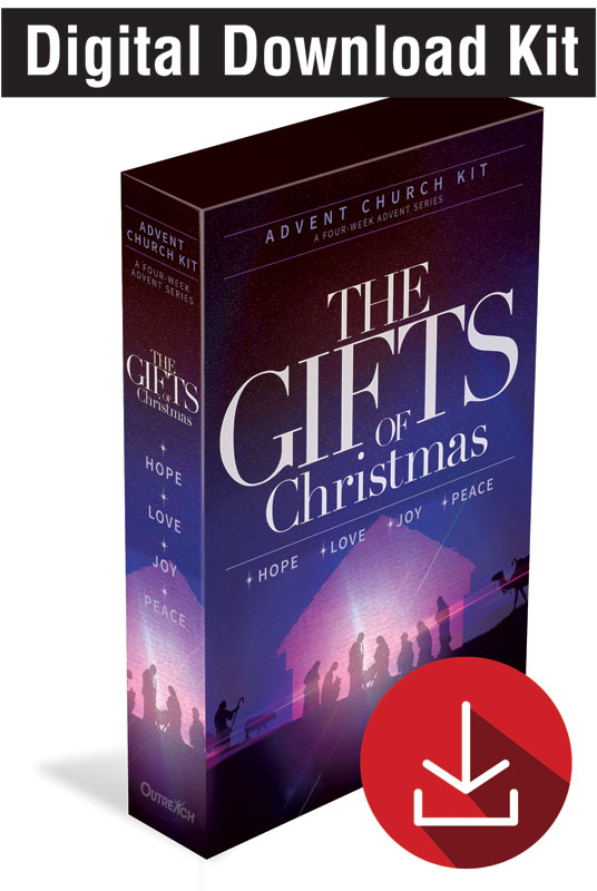 The Gifts of Christmas Advent Campaign Kit - Church Media ...