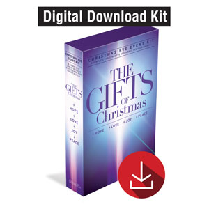The Gifts of Christmas: Christmas Eve Campaign Kits