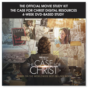 The Case for Christ Official Movie Experience Digital Download Campaign Kits