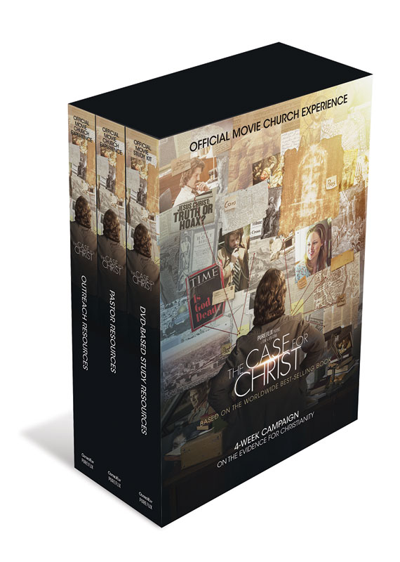 The Case for Christ Official Movie Experience Kit