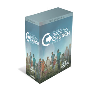 Back to Church Sunday: A Place to Belong Campaign Kits