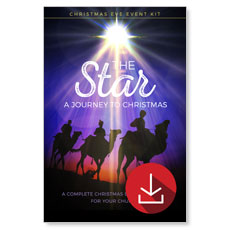 The Star A Journey to Christmas Eve Campaign Kit