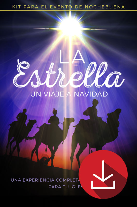 Christmas Eve In Spanish.The Star A Journey To Christmas Eve Spanish Kit