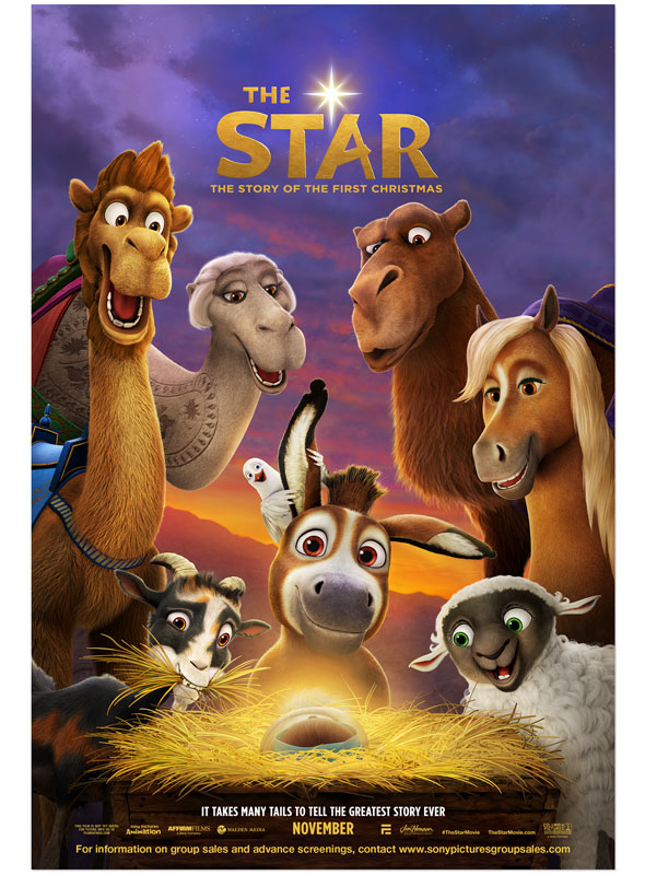 the star movie advent series for kids campaign kit church media outreach marketing