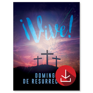 Come Alive Easter Sunday Event Spanish Campaign Kits
