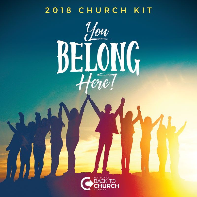 Btcs You Belong Here Campaign Kit Church Media