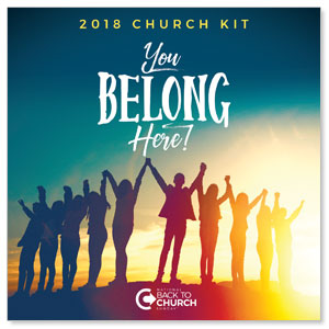 BTCS You Belong Here Campaign Kits